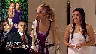 Resumen: ¡Nikki sorprende a Guzmán con Liliana! | Amores verdaderos - Televisa