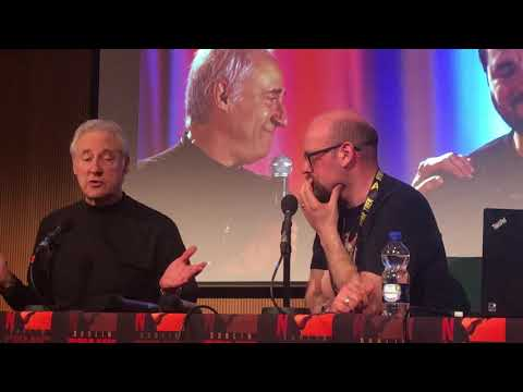 Brent Spiner Q&A Dublin, Ireland Comicon 1st April 2018