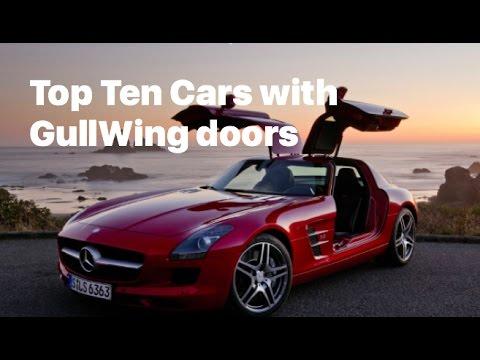 Gullwing Cars Top 10 List