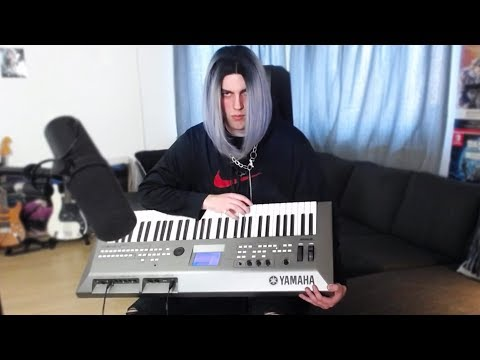 "how to create billie eilish's ""bad guy"""