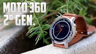 Motorola Moto 360 2 Gen, review en español(Puedes comprar tu Moto 360 aquí: http://amzn.to/1Jdr2sd Suscríbete a Andro4all: http://goo.gl/LuuzTb Analizamos la renovación del Motorola Moto 360, uno de ..., 2015-12-24T18:30:00.000Z)