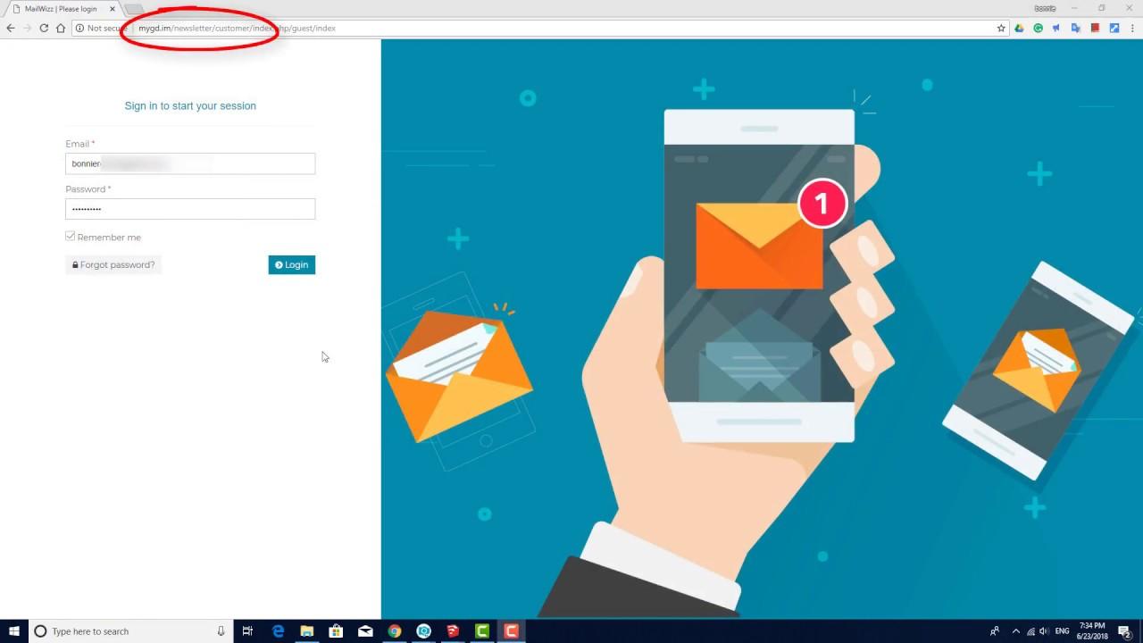 MailWizz - Email maketing - Danh sách và Người đăng ký