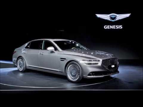 2020 Genesis G90 - iç Dış ve Sürücü (Müthiş Sedan)