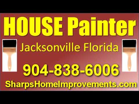 Paint Contractors Jacksonville FL-Residential Painting Contractors St Augustine