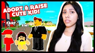 ADOPT AND RAISE A CUTE KID! - Roblox - FINDING MOM A BOYFRIEND!
