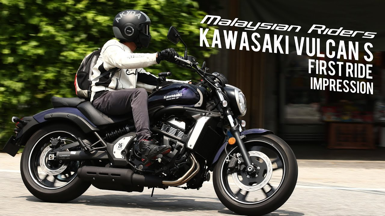 2015 kawasaki vulcan s first ride impression ep 1. Black Bedroom Furniture Sets. Home Design Ideas