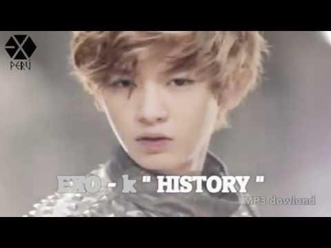 """[AUDIO/Descarga] EXO-K """" HISTORY"""" mp3"""