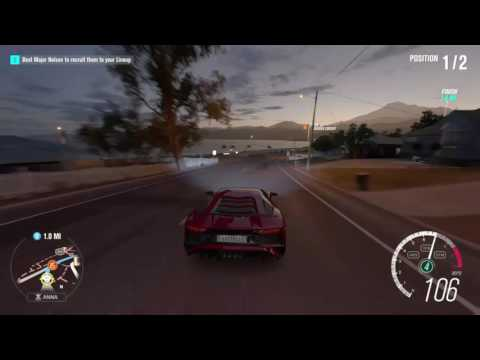 Forza Horizon 3 - Major Nelson At The Last Second!?