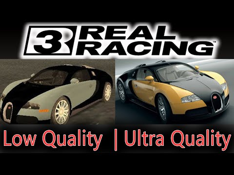 How To Get ULTRA Quality Settings On Real Racing 3 ???