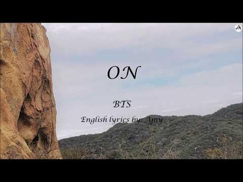 on---english-karaoke---bts