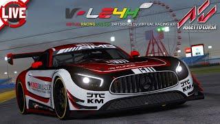 VRL 24h Daytona - Training - Welches Auto wird es denn nun? - Assetto Corsa Livestream