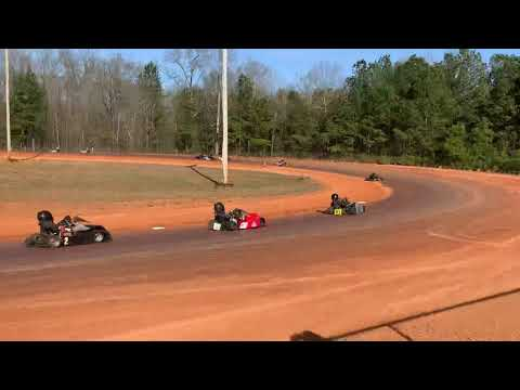 Limited Modified - Dawgwood Speedway - March 2019