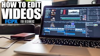 How To Edit Videos for BEGINNERS
