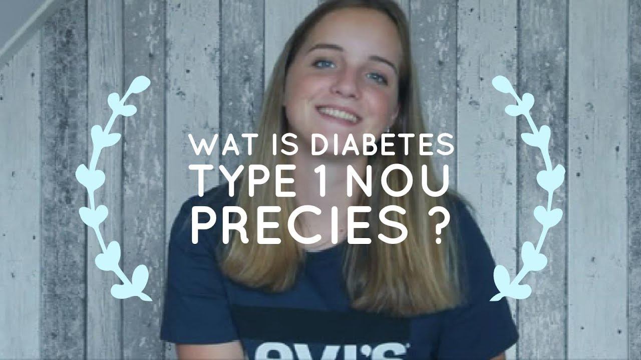 Wat Is Het Verschil Tussen Diabetes Type 1 En 2 Diabetes