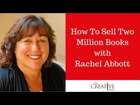 How To Sell Two Million Books With Rachel Abbott