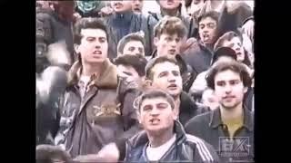1996 | Bursaspor-trabzonspor Maç öncesi...