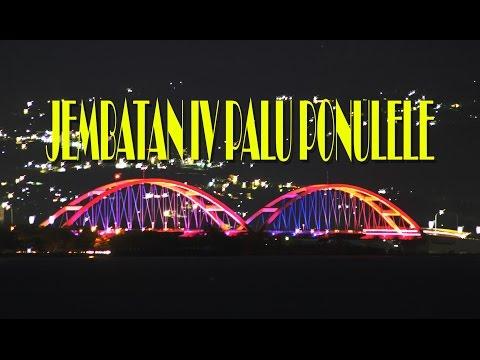 JEMBATAN PALU 4/PONULELE/KUNING (SULTENG), Sejarah Dan Kegiatan.