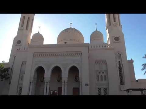 Azan from Jumeirah Mosque in Dubai, UAE
