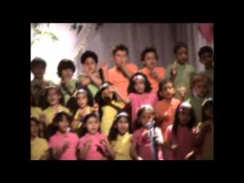 Choir KG.2 2013 National Section Part 2