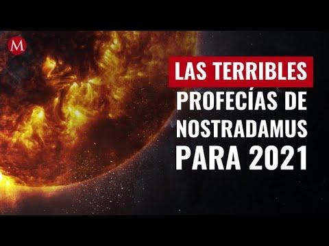 ¿Gran terremoto y una nueva pandemia?; las terribles profecías de Nostradamus para 2021