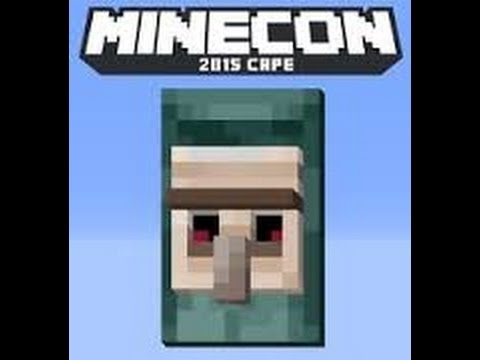 Minecraft MineCon Cape Giveaway (Winner Chosen)(Sell Your ...