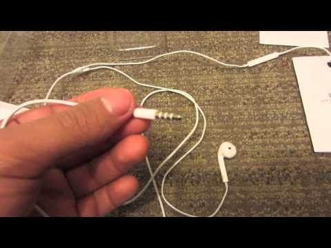 Apple EarPods Unboxing