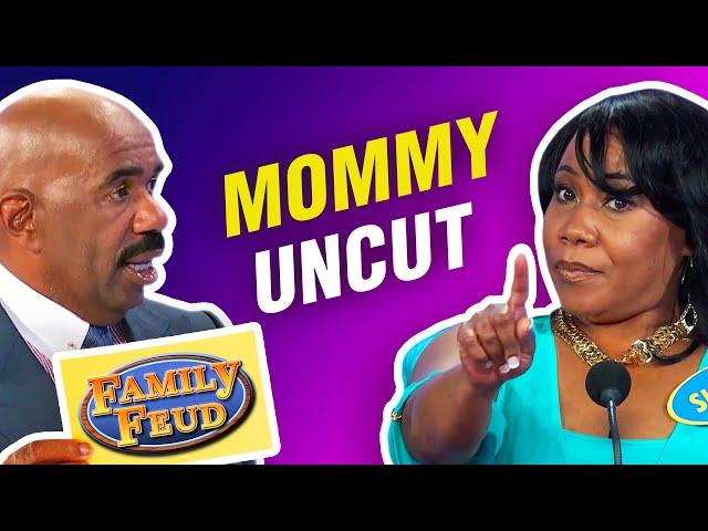 MOMMY! (UNCUT) Steve Harvey says