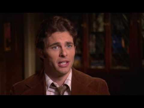 The Box Interview  with James Marsden