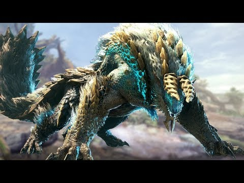 The Guilding Lands! Zinogre Fight! - Monster Hunter World Iceborne Gameplay Part 7 [MHW] thumbnail