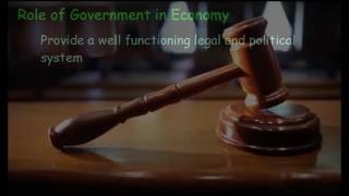 Government spending and its impact on the economy