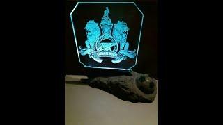 вот что можно сделать из камня и стекла, сувенир, подарок для болельщика своими руками