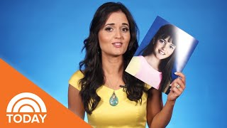 Flashback! Danica McKellar Reveals Her Favorite 'Wonder Years' Moment | TODAY
