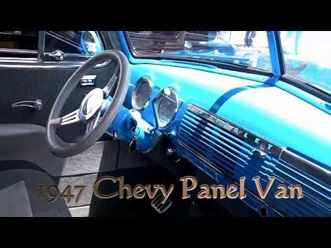 1947 Chevy Panel van