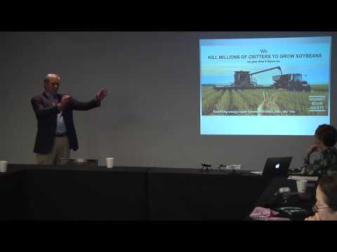 'Paleopathology and the Origins of the Paleo Diet' - Michael Eades, MD
