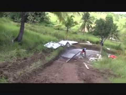 DAY 5 UPHILL ROAD TUNNEL PROJECT THANKS TO ALL WHO HELPED EXPAT PHILIPPINES
