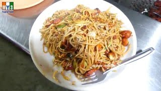 HOW TO MAKE PANEER NOODLES   INDO CHINESE FAST FOOD RECIPES   STREET FOODS 2016