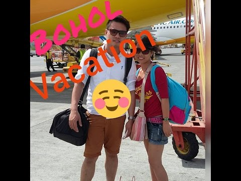 Bohol Vacation!!