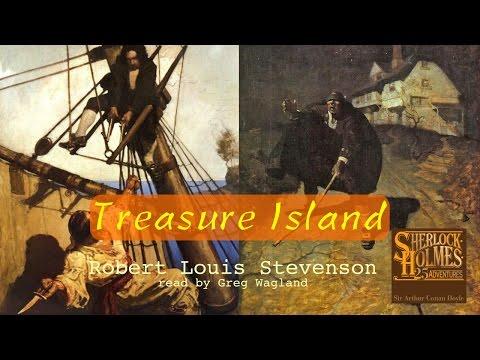 Treasure Island by Robert Louis Stevenson Complete Audiobook