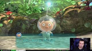 """Recordando Pikimin 3 para WiiU la próxima """"novedad"""" de #NintendoSwitch"""