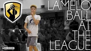 Video LaMelo Ball Has The Limitless Range Badge!! | Full Highlights From theLEAGUE download MP3, 3GP, MP4, WEBM, AVI, FLV September 2017
