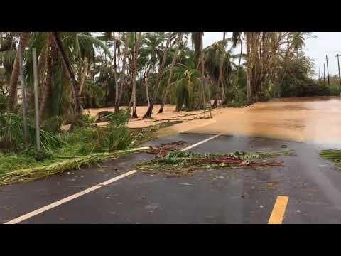 Huracan Maria Puerto Rico-CAMUY Y HATILLO
