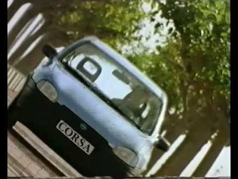 unique opel corsa b promo video tape 1993 youtube. Black Bedroom Furniture Sets. Home Design Ideas