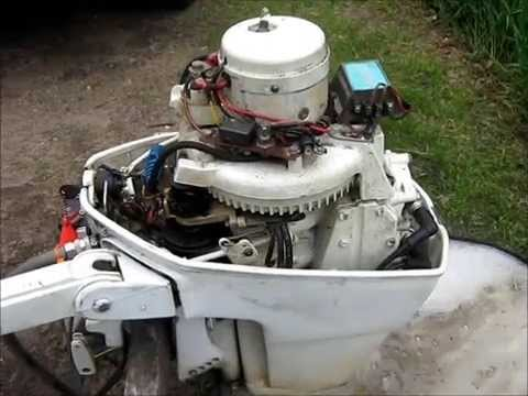 Outboard motor Misfire diagnose and repair