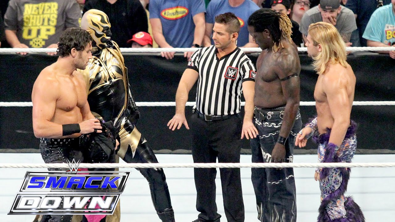 The Gorgeous Truth vs  GoldDango: SmackDown, May 12, 2016