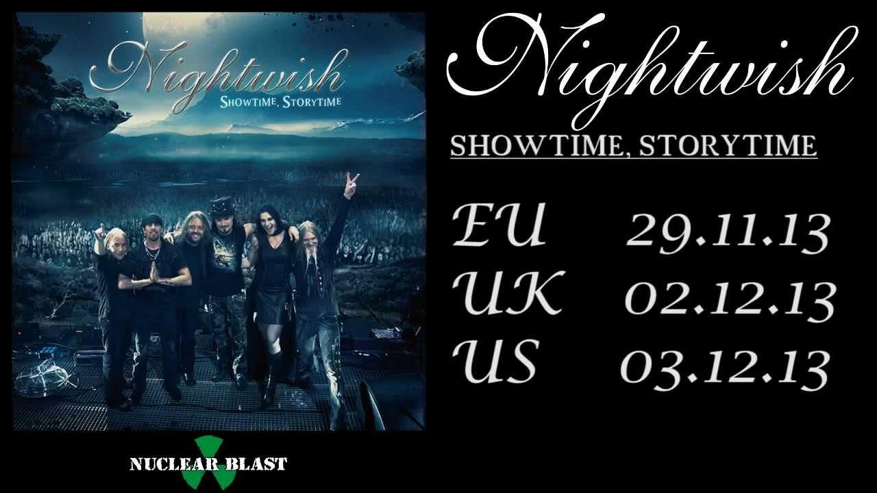 Nightwish — »Showtime, Storytime« (Trailer # 4)