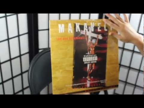 Makaveli - The 7day Theory (Vinyl Record Set) Product Review - ALoudNoise