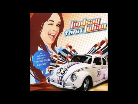 Lindsay Lohan - First Karaoke / Instrumental with backing vocals and lyrics