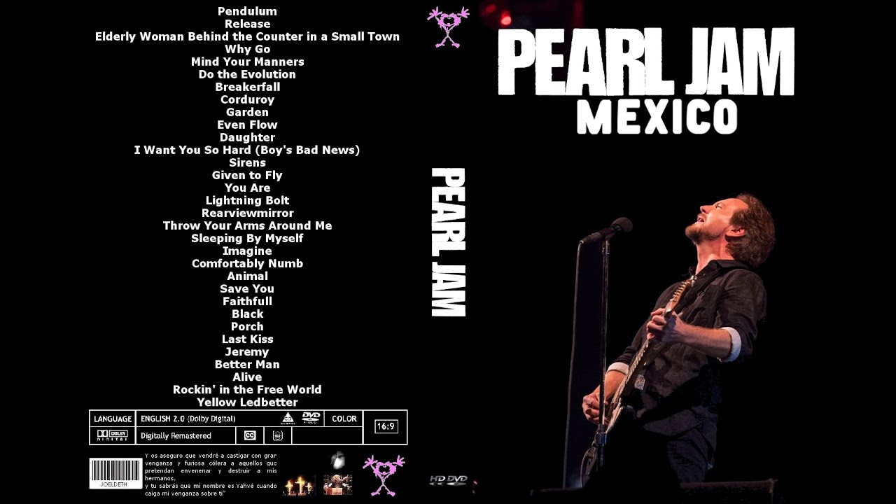 The Band Pearl Jam