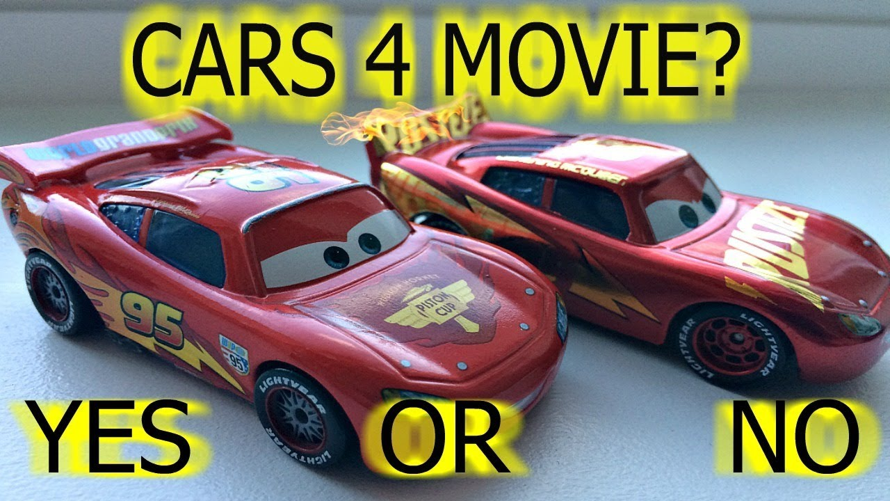 Yes Or No Cars 4 Movie Disney Pixar Cars Cars 2 And Cars 3
