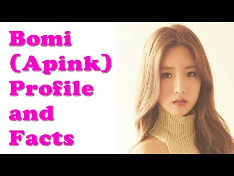 APINK Bomi Profile and Facts | KPOP Apink